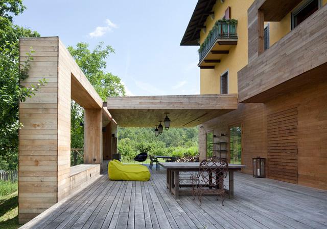 Amazing casa di campagna u arquata scrivia previous next for Casa moderna in campagna